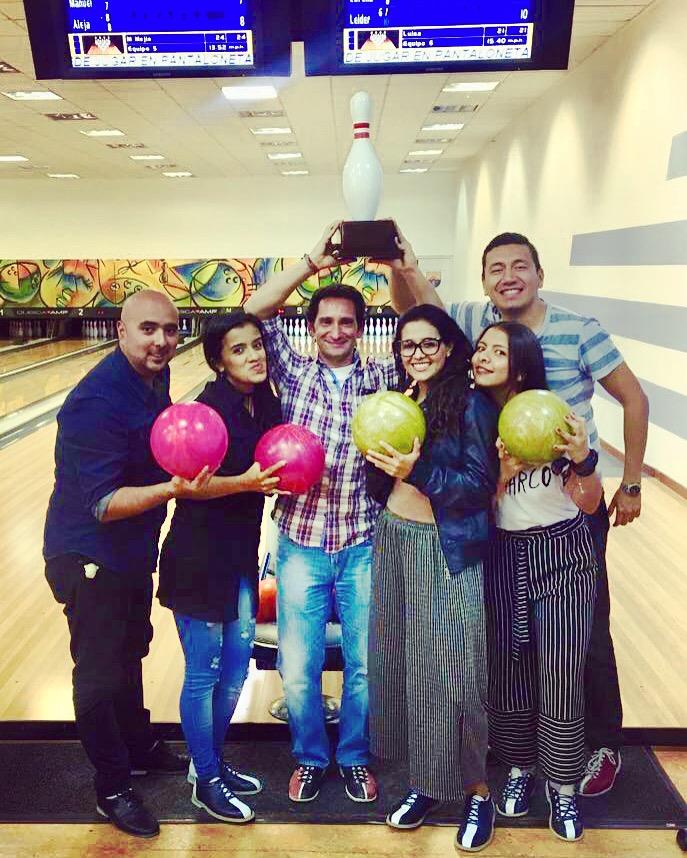 bowling night Good Rebels